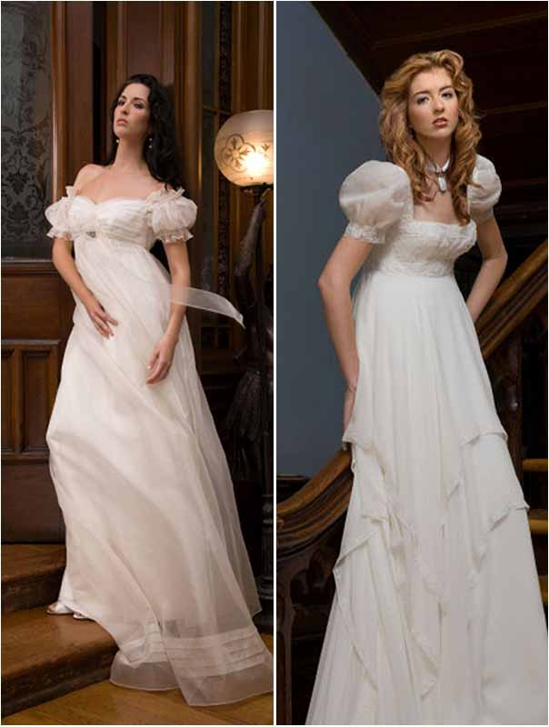 historical wedding theme