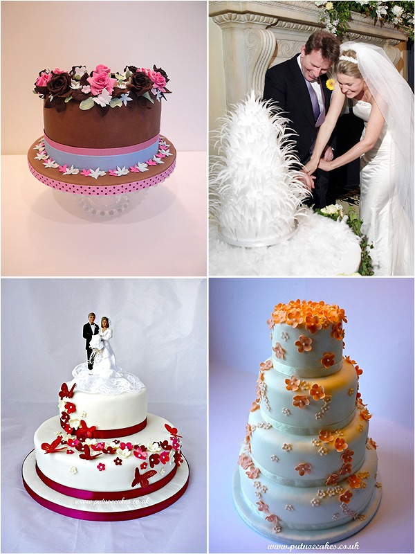 Wedding Cakes And Their Role At The Reception The Wedding Secret