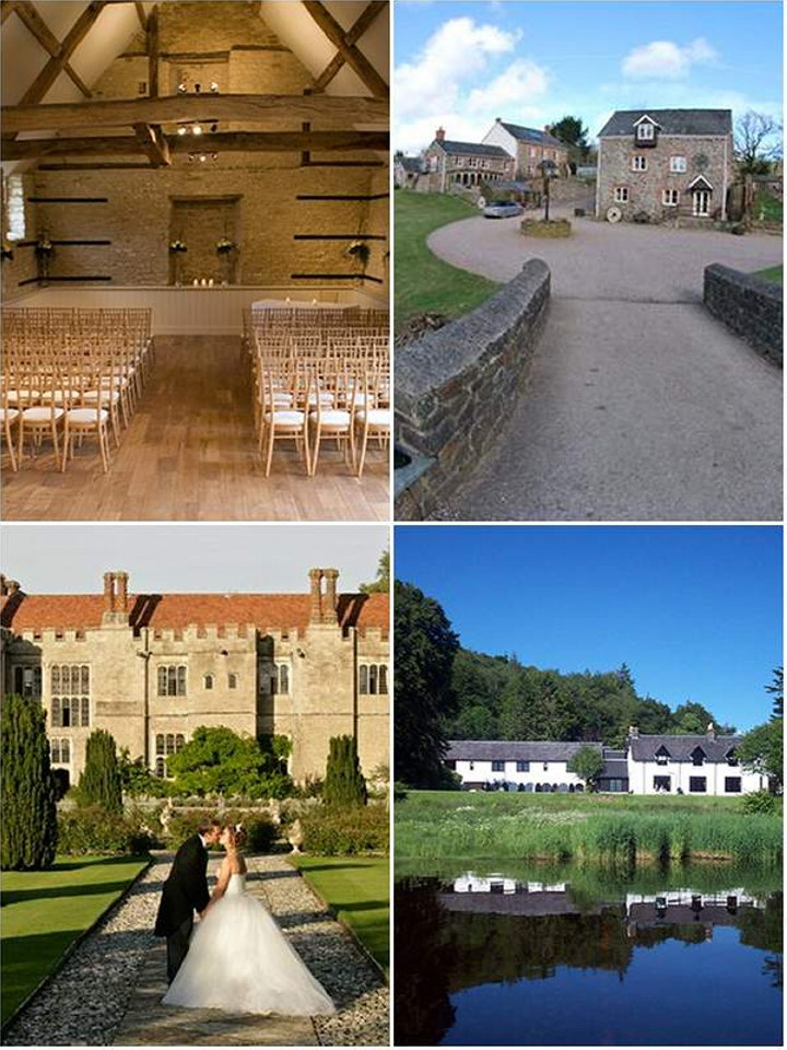 What Different Types Of Wedding Venue Are There The Wedding