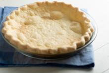 "Wewalka - ""Blind Baked"" Pie Crust"