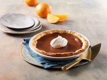 Wewalka - Orange Chocolate Pie