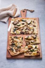 Wewalka - Mushroom Flatbread
