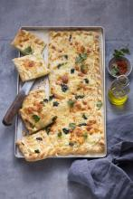 "Wewalka - ""Pizza Formaggi"" White Cheese Pizza"