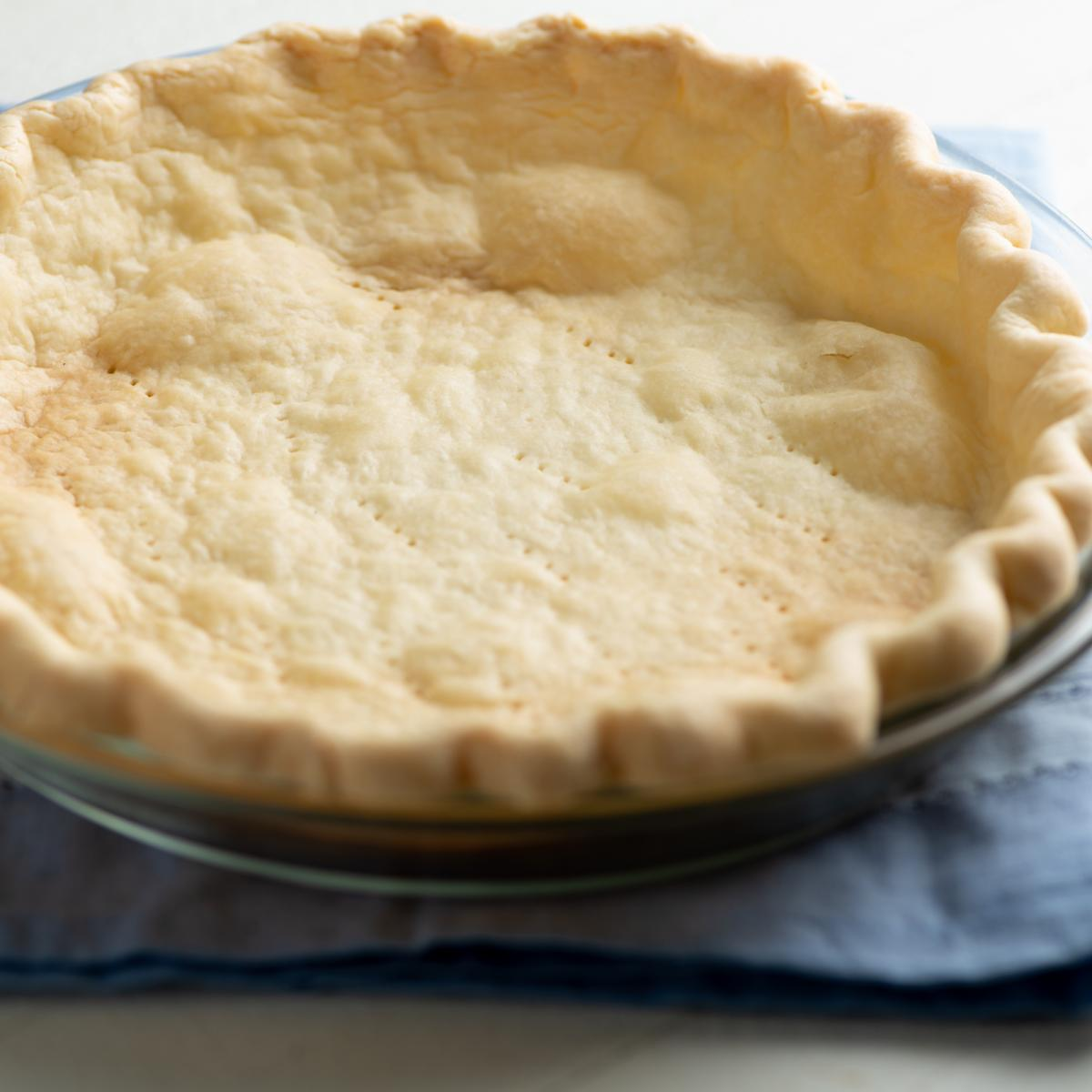 "Wewalka Recipe - ""Blind Baked"" Pie Crust"