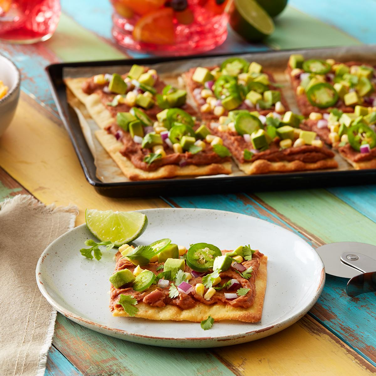 Wewalka Recipe - Fiesta Flatbread