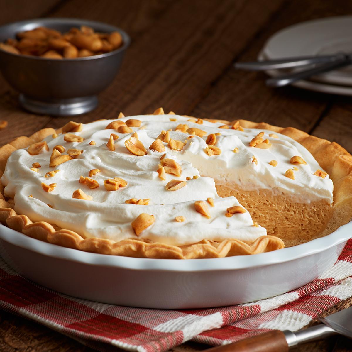 Wewalka Recipe - Peanut Butter Pie