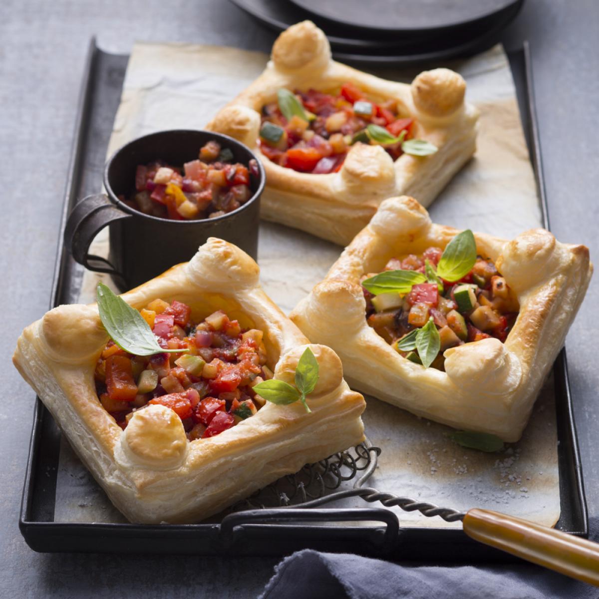 Wewalka Recipe - Mini Quiches