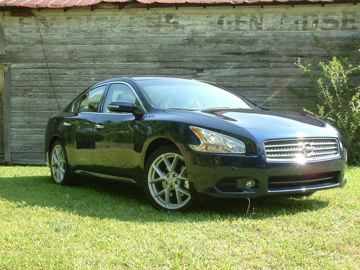 2009-12 Nissan Maxima