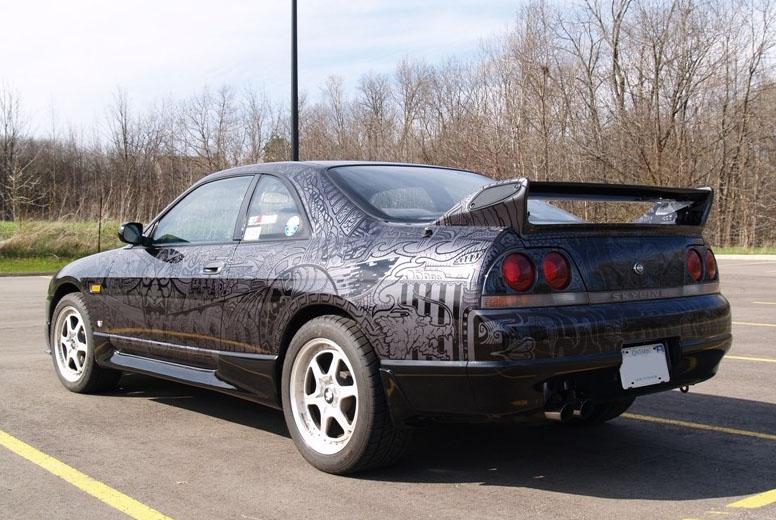 93 Nissan Skyline GTR