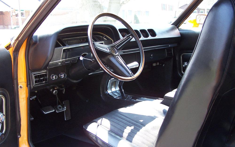 1970 Mercury Cyclone Spoiler