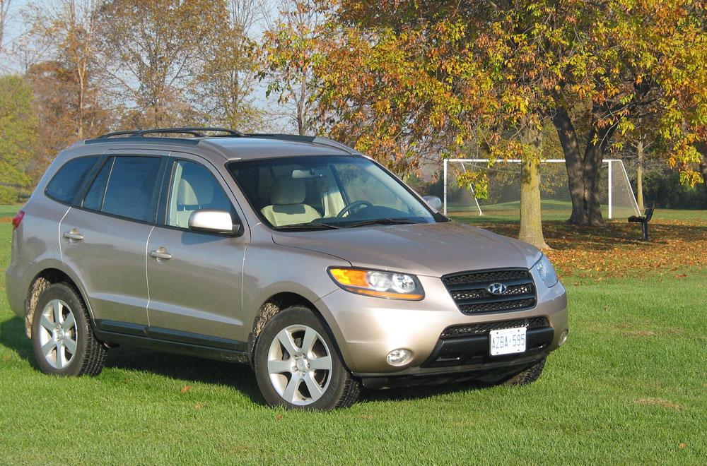 2007-12 Hyundai Santa Fe