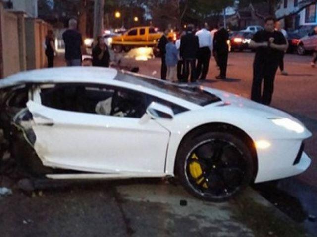 Lamborghini servings