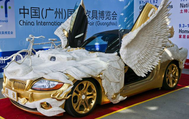 This Bmw Z4 Dragon Might Be The Ugliest Car In The World Wheels Ca