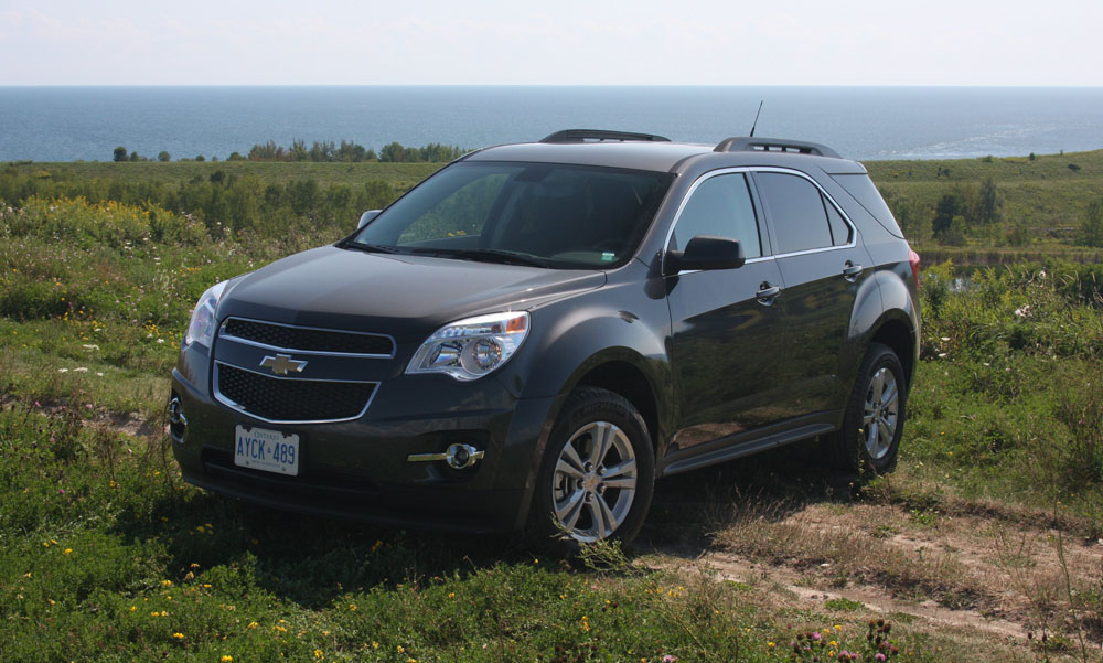 2010-13 Chevrolet Equinox