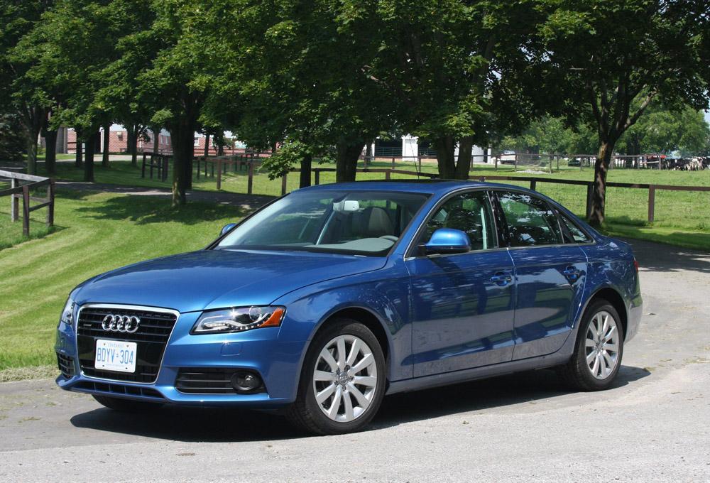 Second-hand: 2009-13 Audi A4 – WHEELS.ca