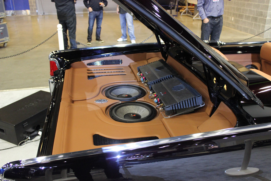 1963 Lincoln Continental Audio