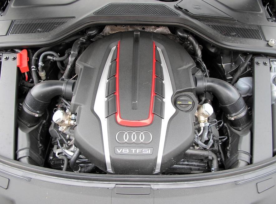 2015 Audi S8 Review – WHEELS.ca