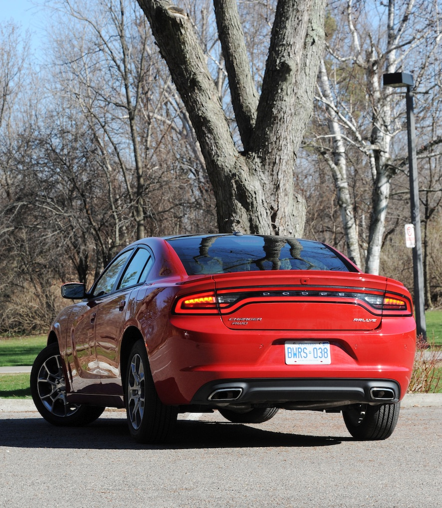 2015 Dodge Charger Sxt Rallye Awd Review Wheels Ca