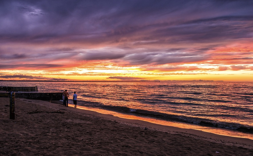 Lake Huron for places to visit in canada