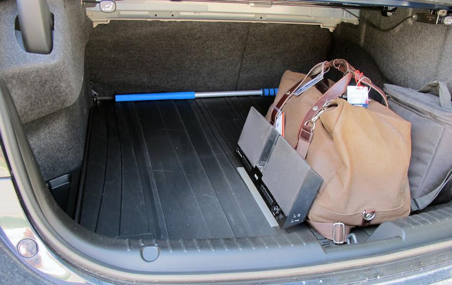 2016 Mazda 6 cargo