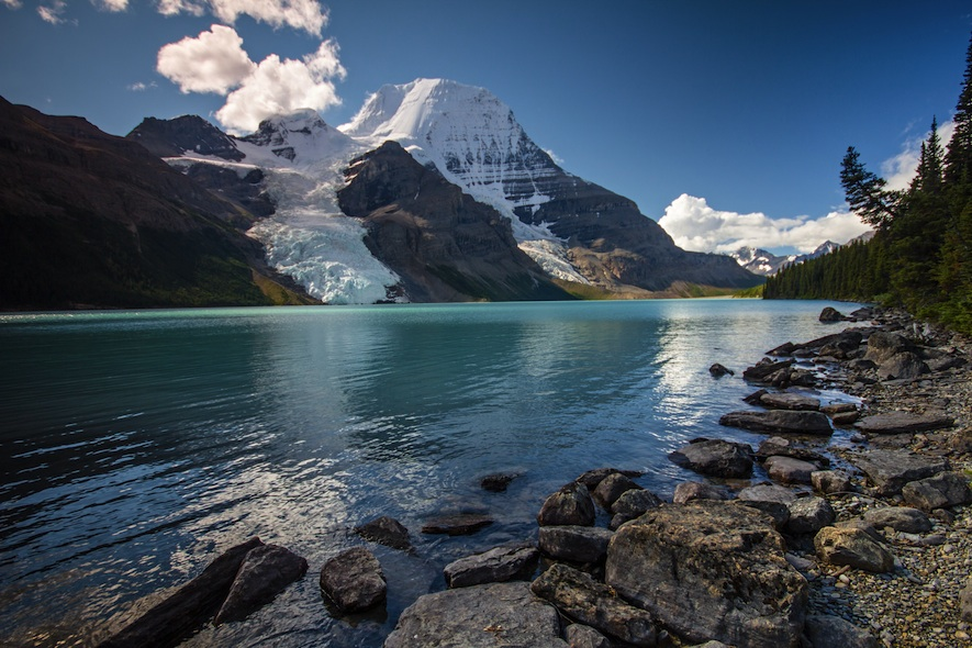 Mount Robson - Places to visit in Canada