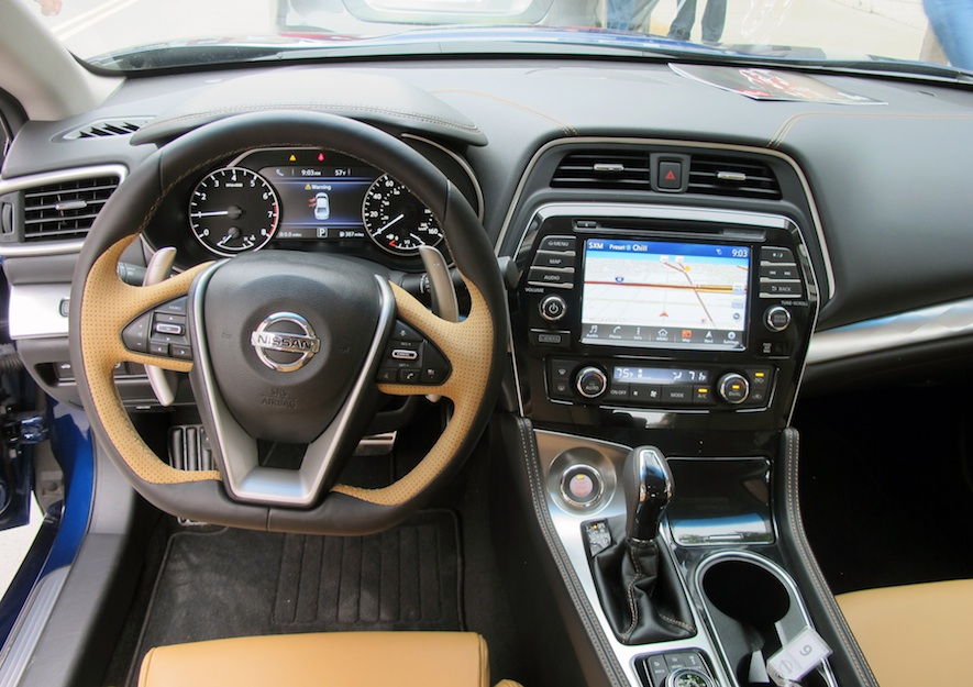 2014 Nissan Maxima Exterior Source · 2016 Nissan Maxima Review WHEELS Ca