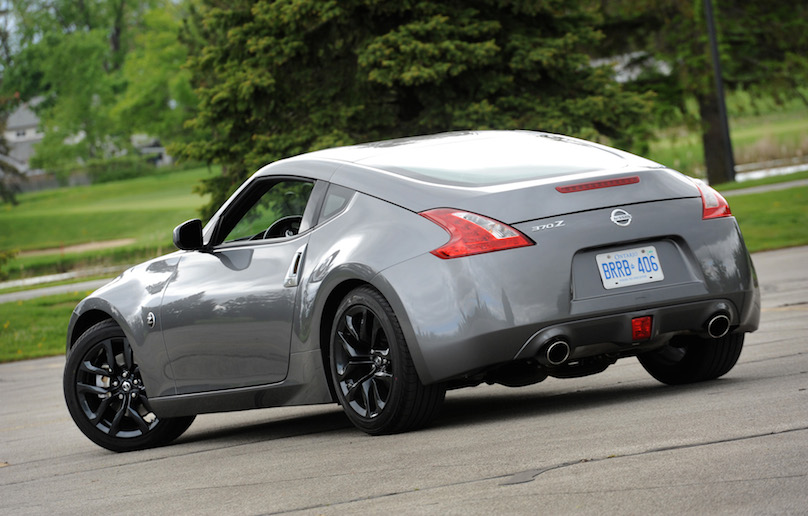 Nissan 370Z Coupe 2016