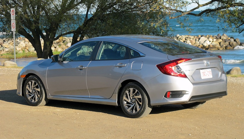 2016 Honda Civic Review WHEELSca
