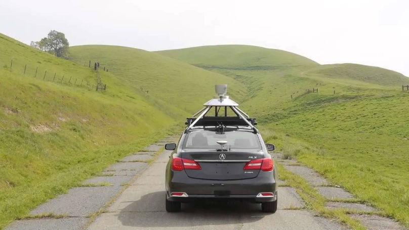 AcuraRLX Sport Hybrid