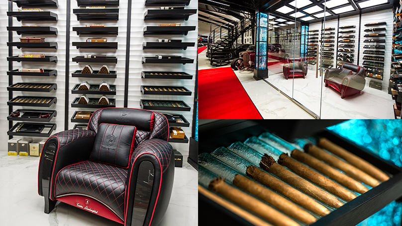 Man Cave Store Hamilton : Ultra luxury man cave houses one s multi million dollar car