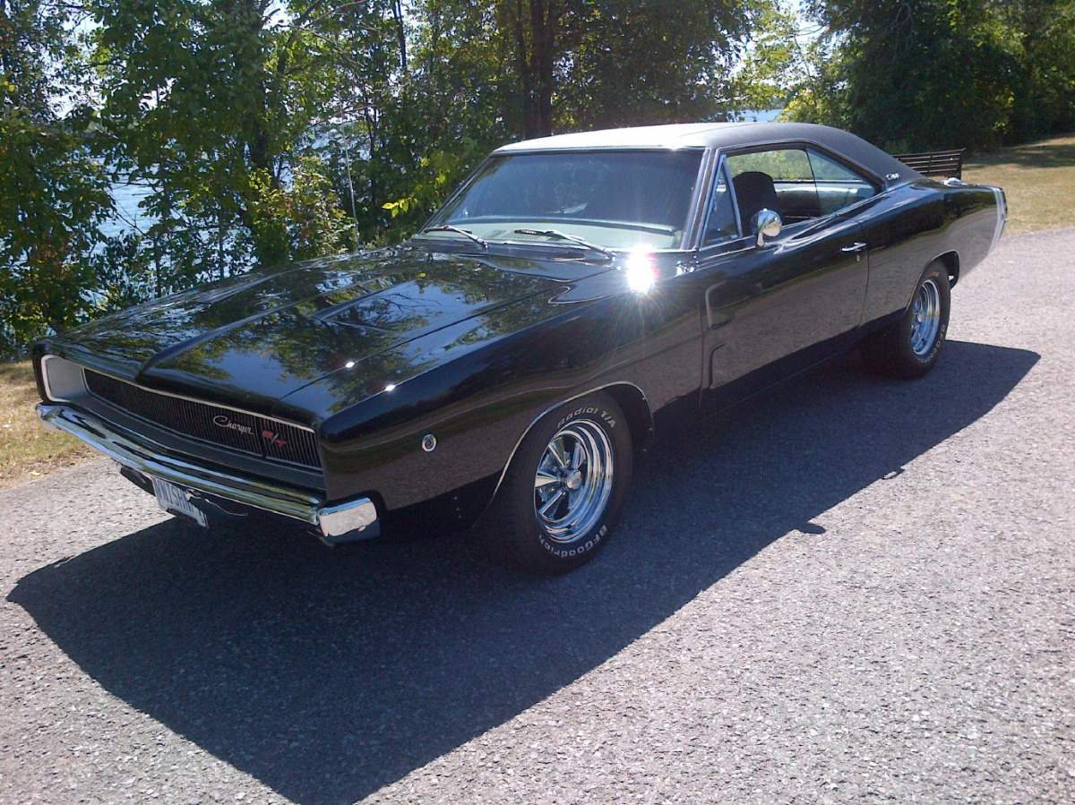 Eye Candy: 1968 Dodge Charger