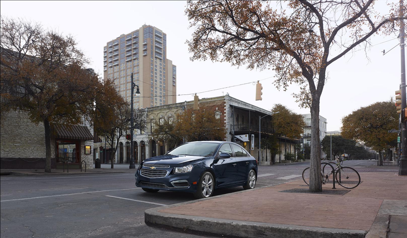 Buying Used: Chevrolet Cruze