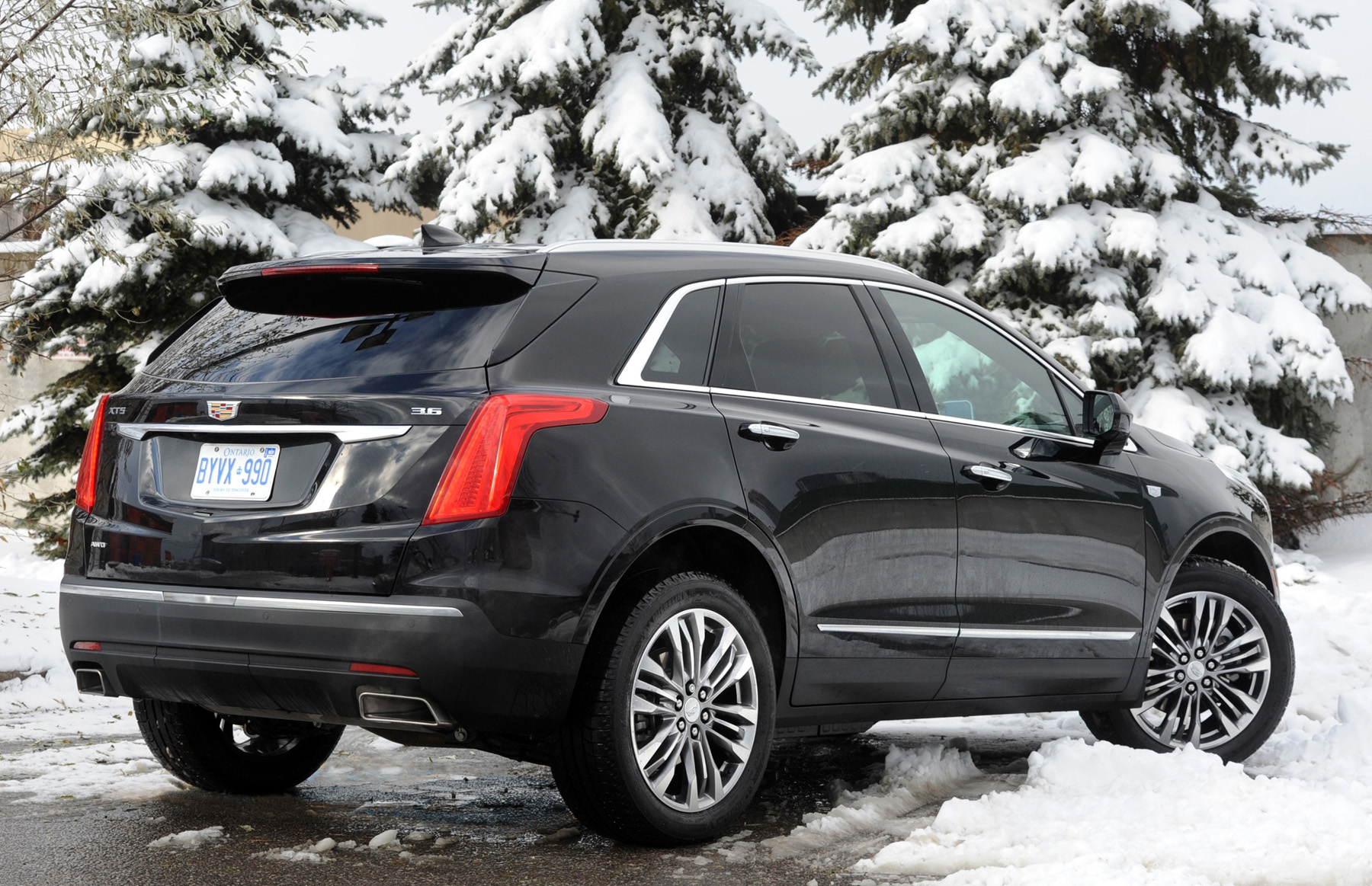 Cadillac Xt5 New For 2017 Wheels Ca