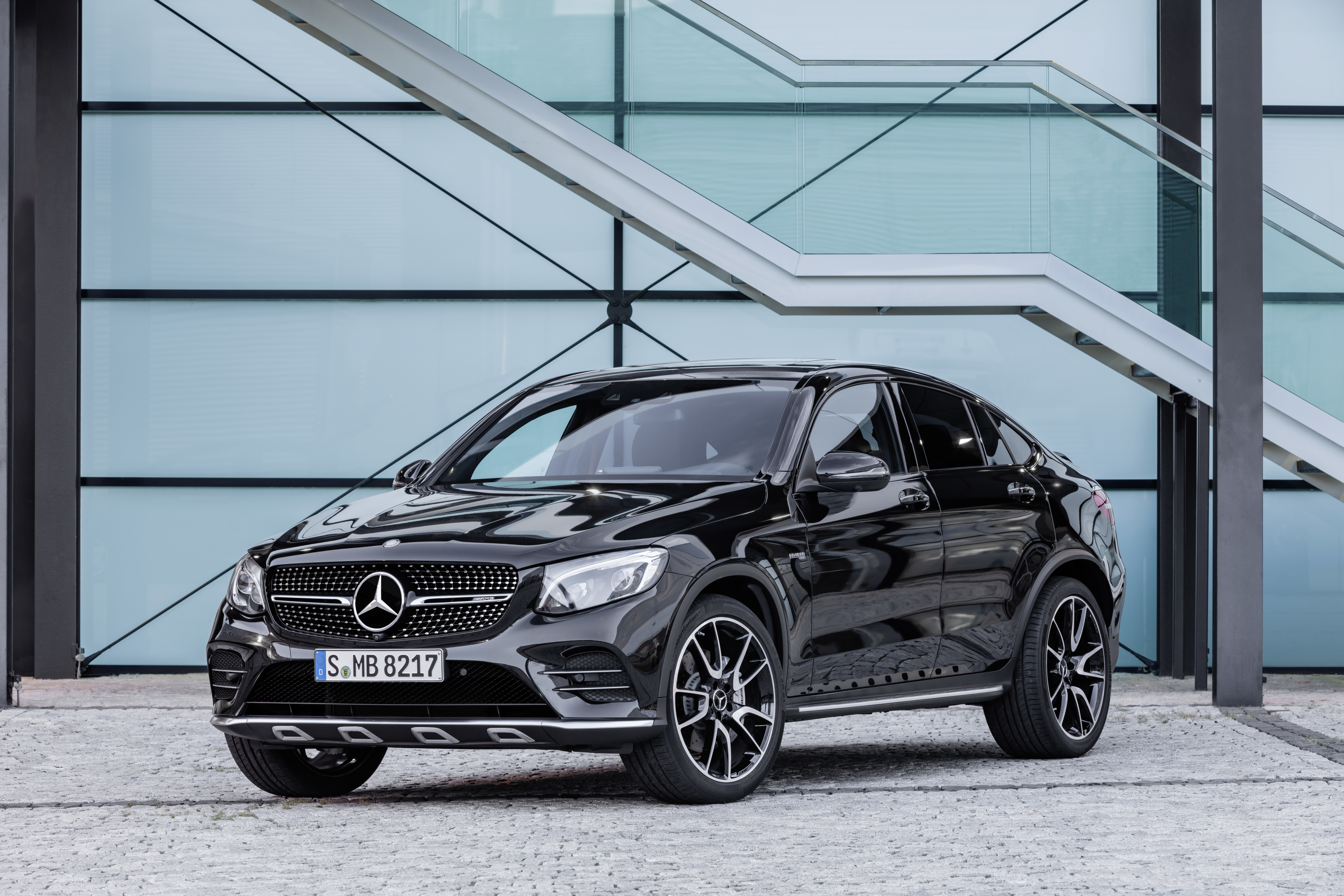 Mercedes-AMG GLC 43 Coupé
