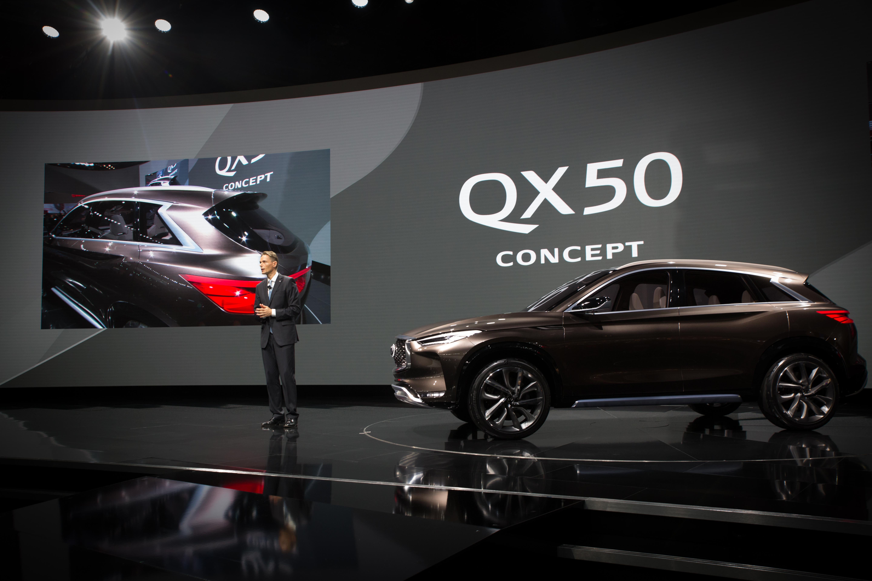 QX50 Concept