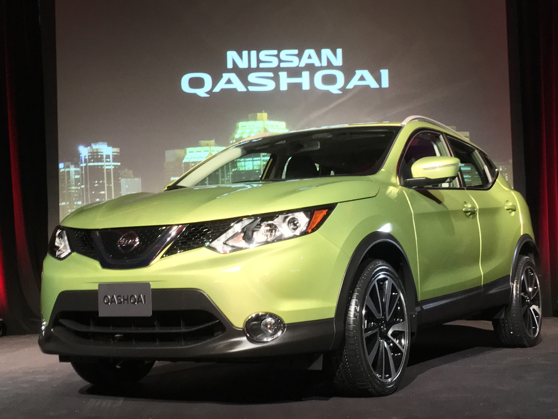 Qashqai finally makes it to Canada – WHEELS.ca