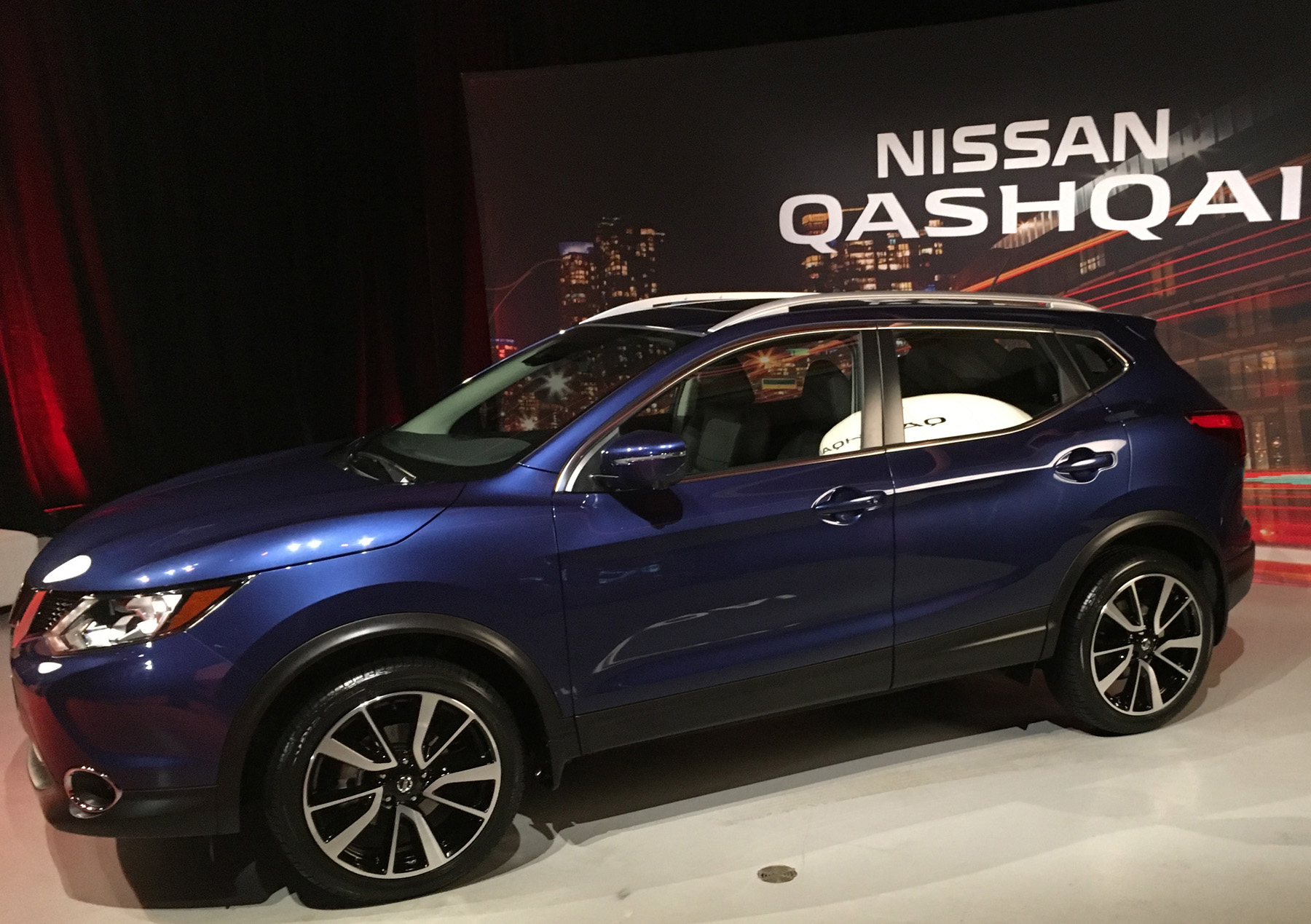 Nissan Qashqai Canada Review >> Qashqai Finally Makes It To Canada Wheels Ca