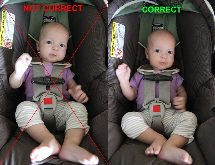 Forward Facing Car Seats