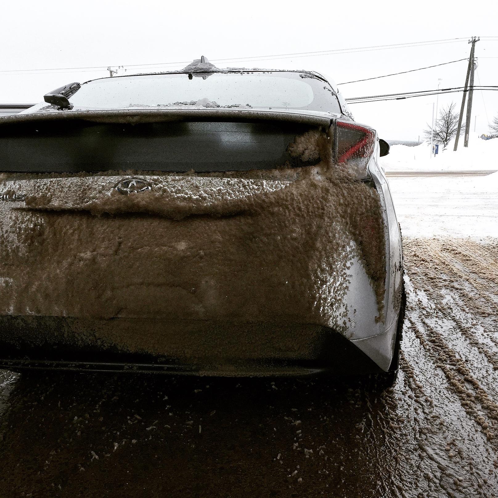 Toyota Prius road trip