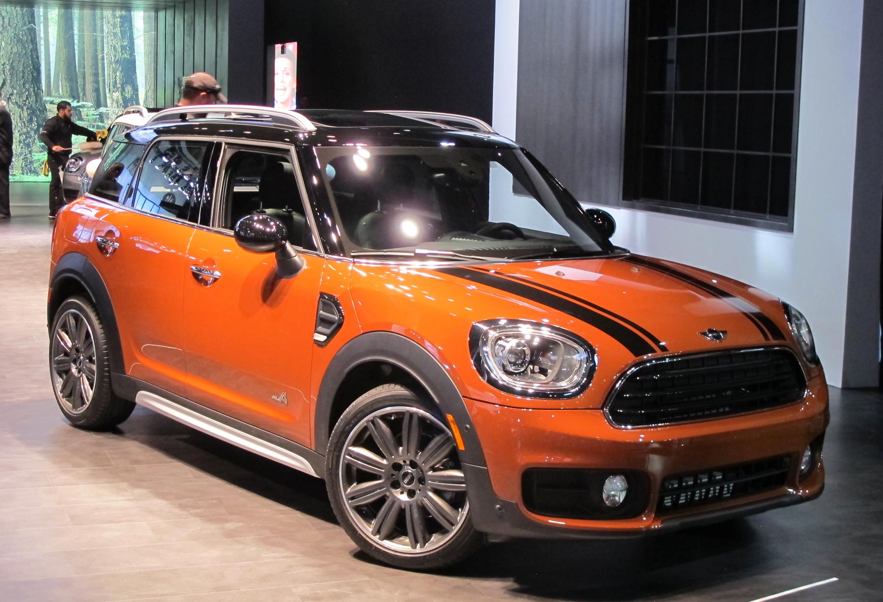 New vehicle reveal MINI