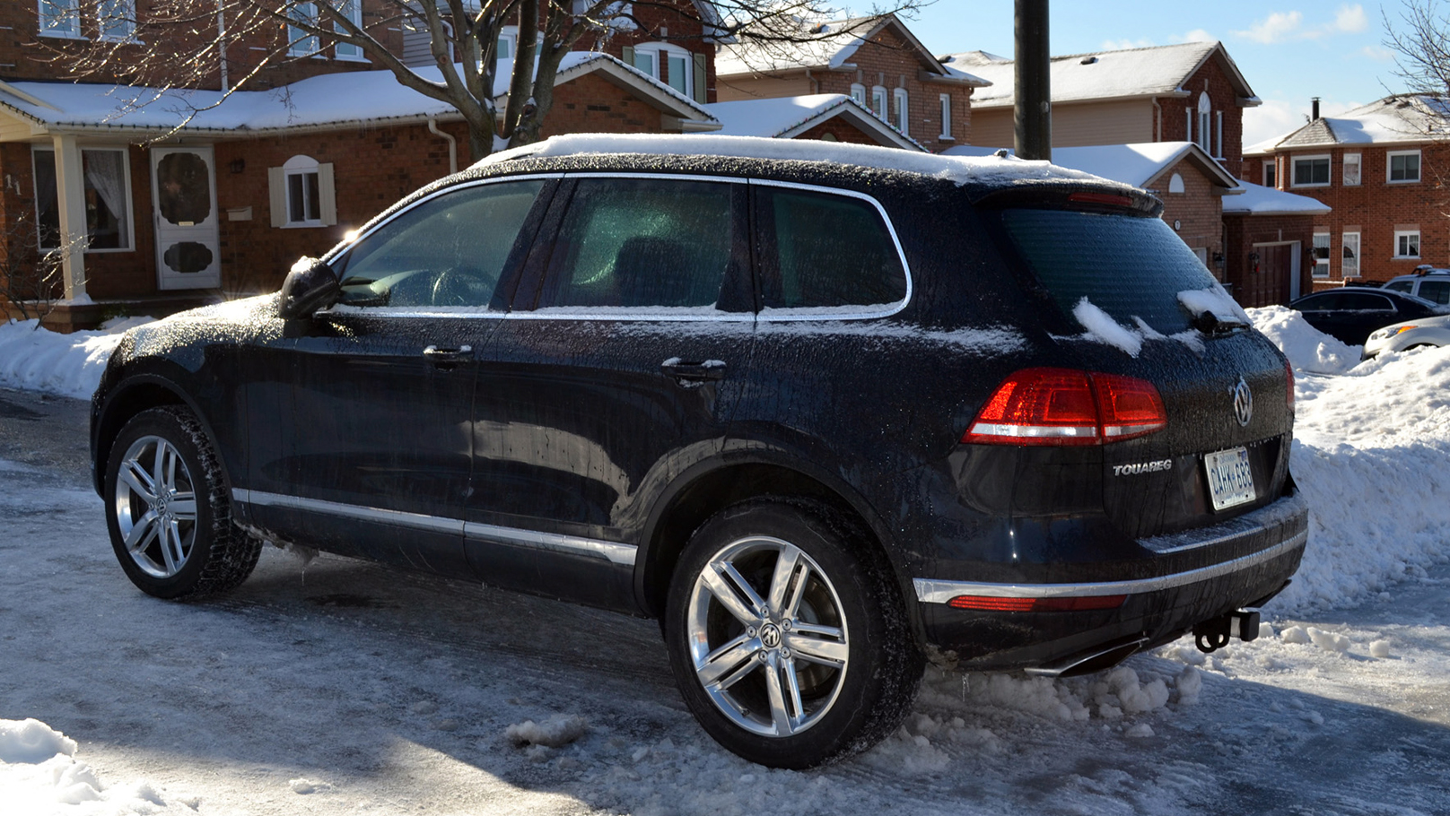 2017 Volkswagen Touareg V6 Wolfsburg Edition >> VW Touareg is a Solid SUV for Families – WHEELS.ca