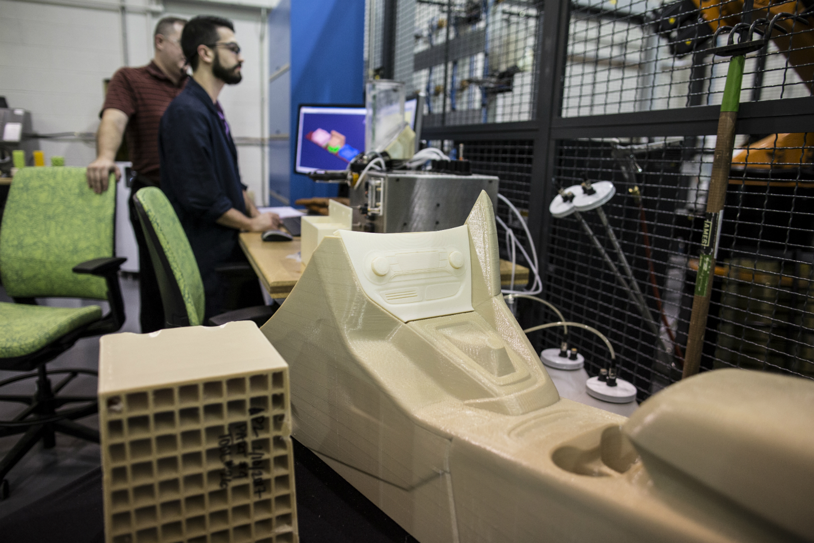 Ford tests 3D printing