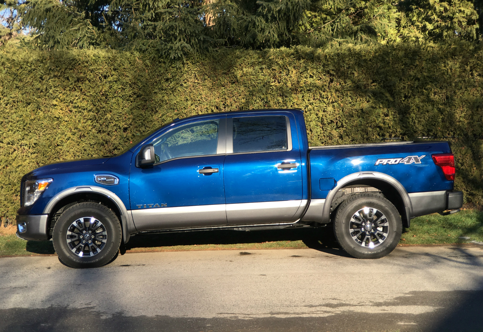 Nissan 5.0 Cummins >> Titan Pro-4X takes its Competitors to Task – WHEELS.ca