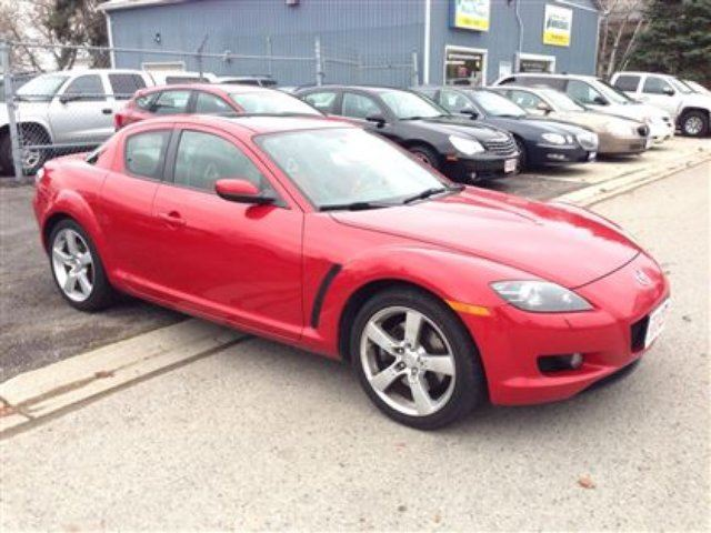 2004 Mazda RX-8 used car under $10K