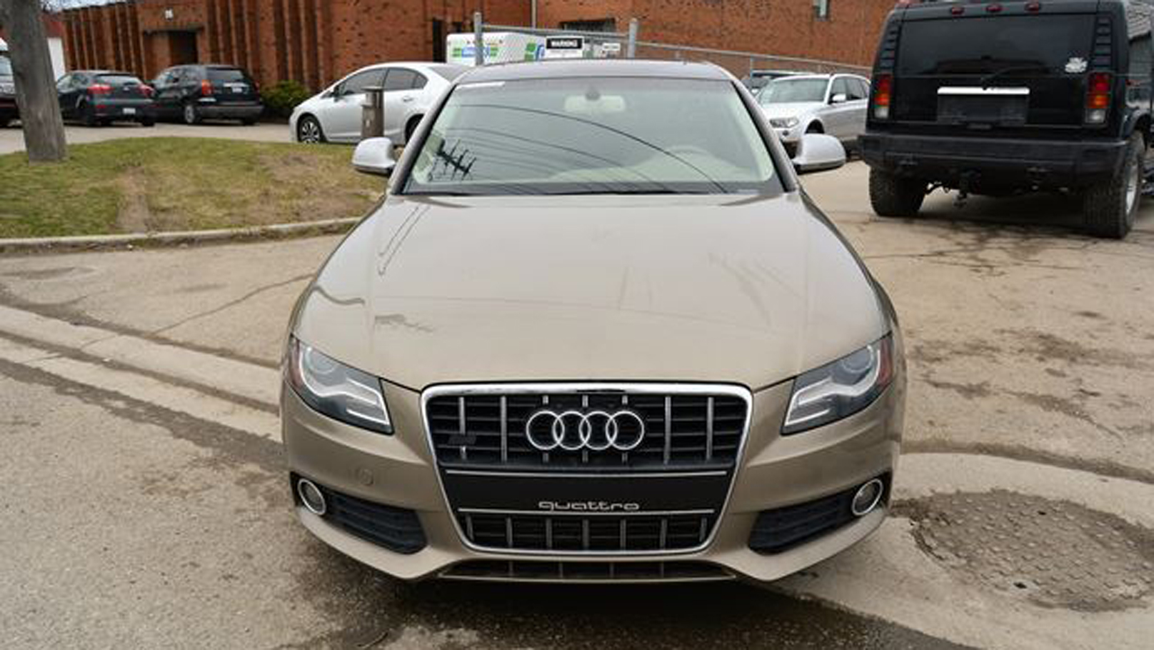 audi a4 2009 used car under $10K