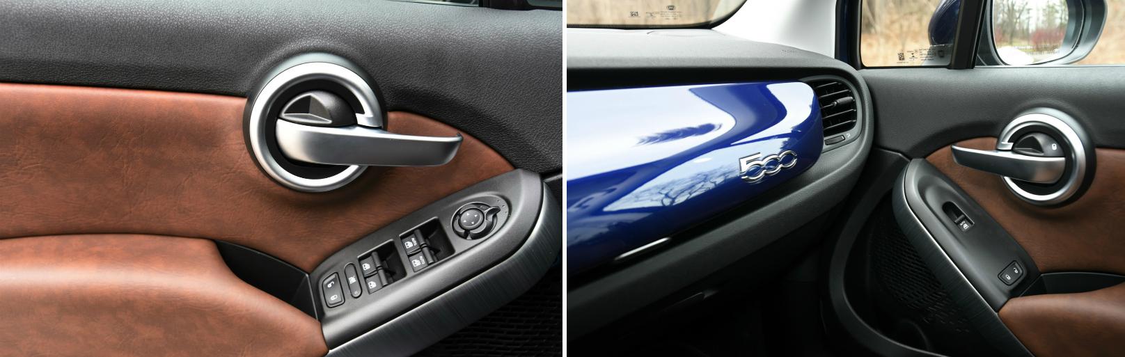 2017 Fiat 500X Lounge AWD