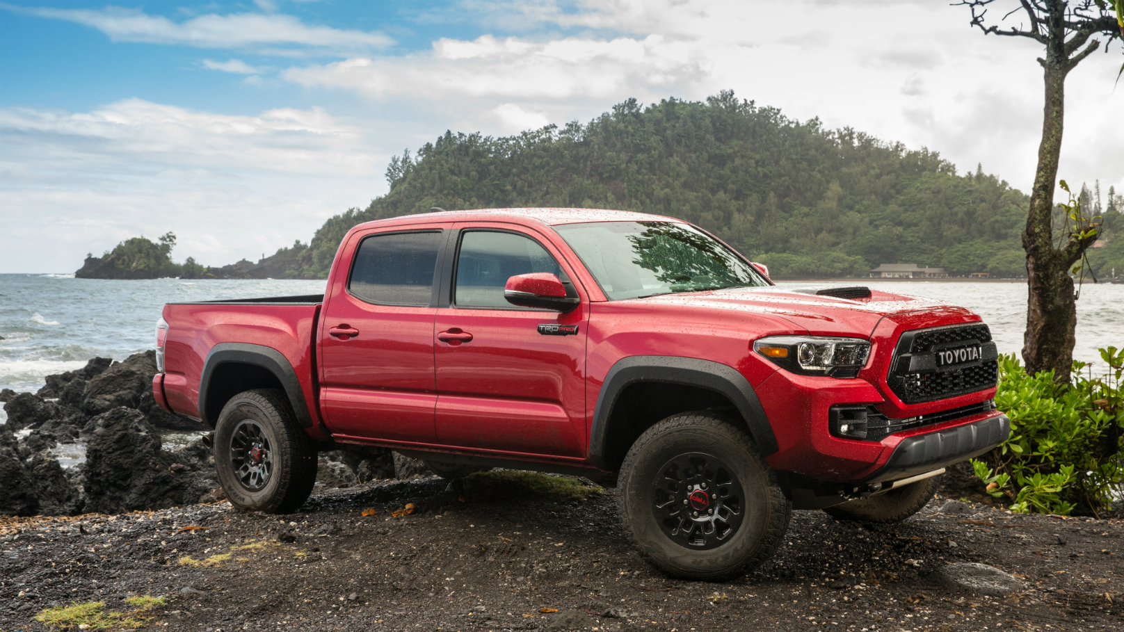 Least Reliable Cars 2017 Toyota Tacoma