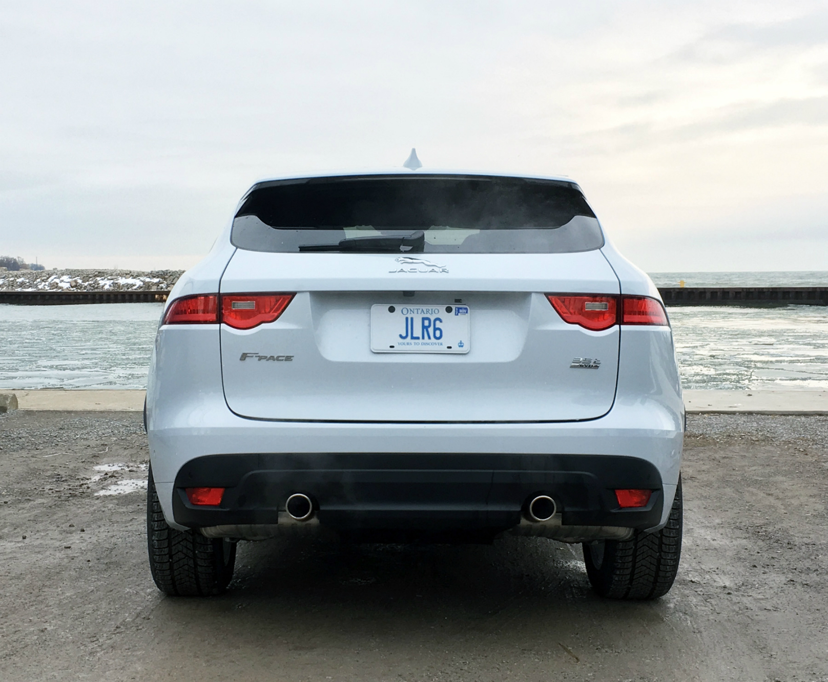 2017 Jaguar F-Pace R-Sport Review