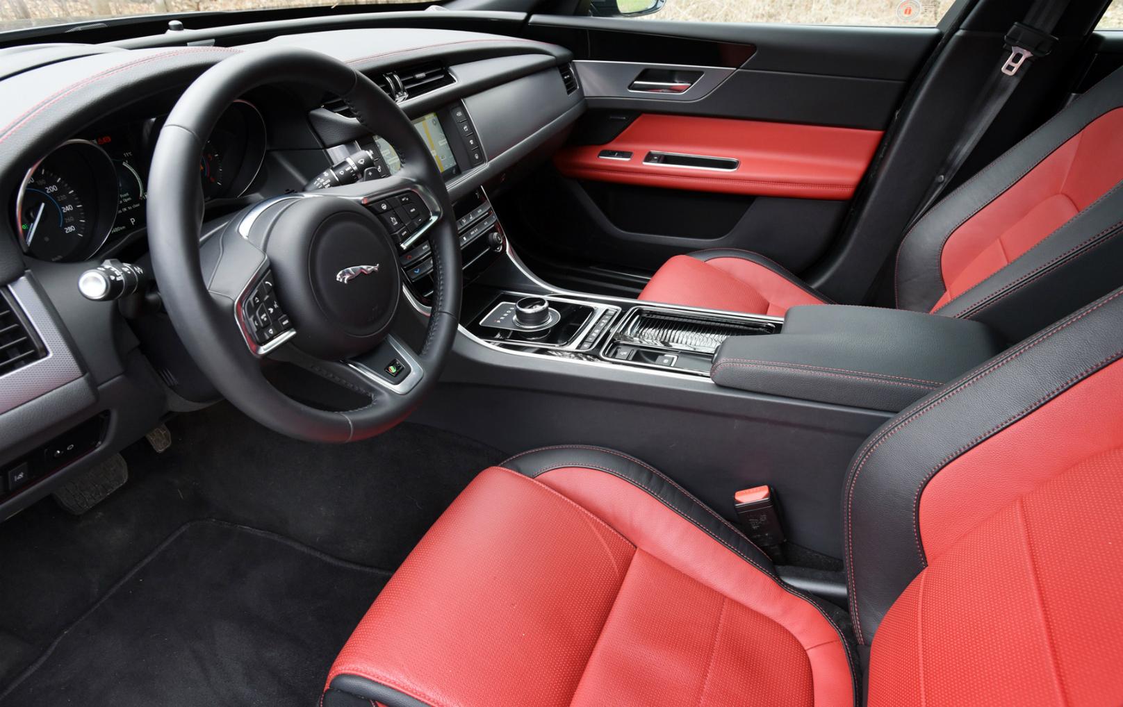 Diesel Power in a Jaguar XF – WHEELS