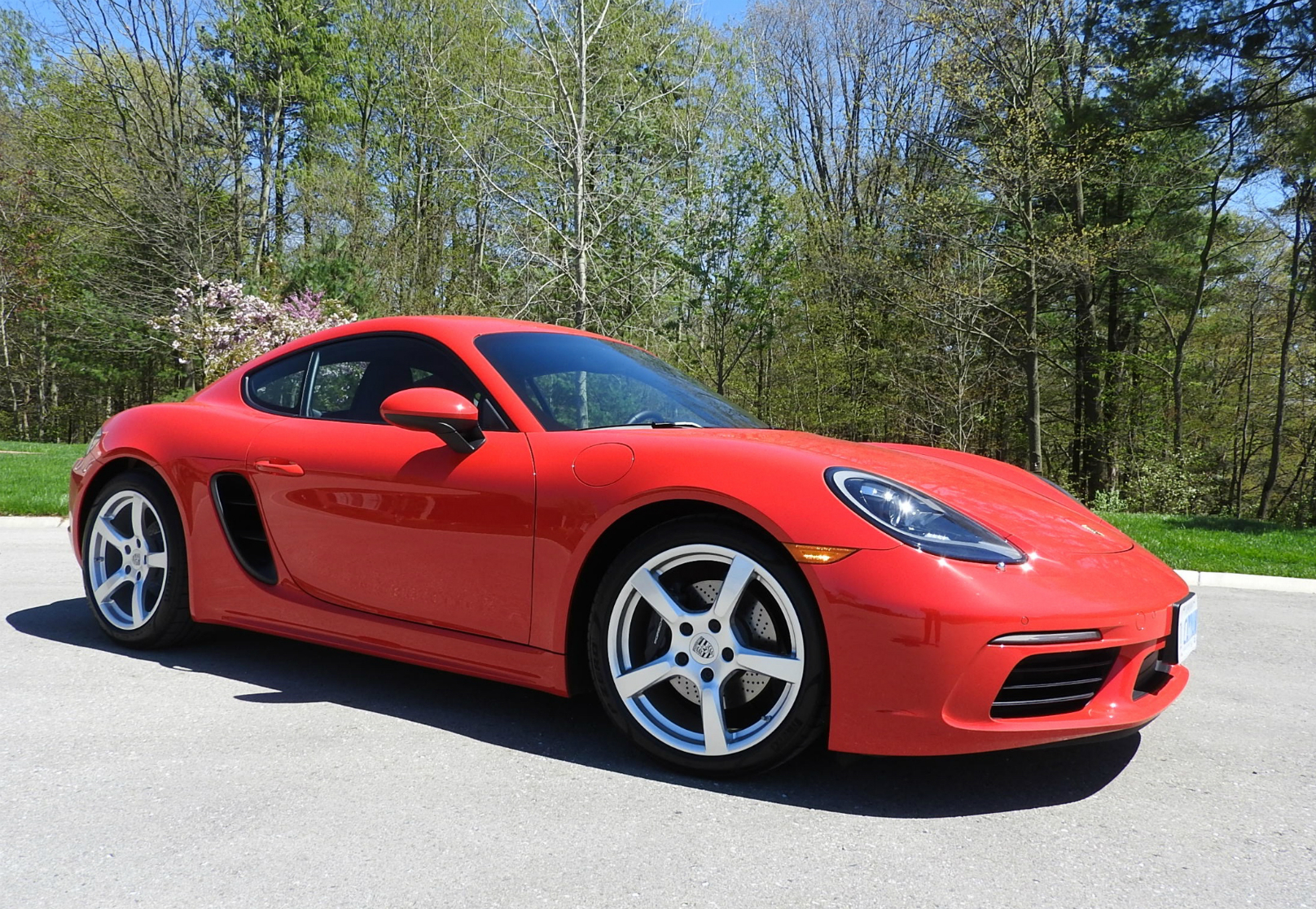 fathers day gift 2017 Porsche 718 Cayman Review